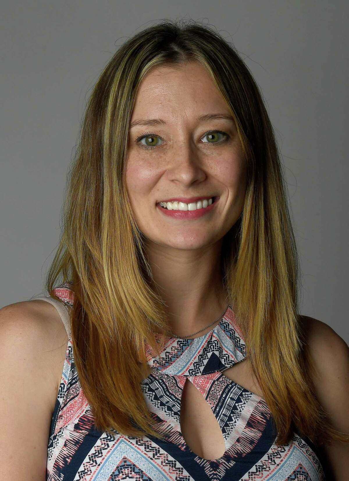 Meagan Ellsworth is a new reporter with the Beaumont Enterprise. Photo made Saturday, June 21, 2021 Kim Brent/The Enterprise
