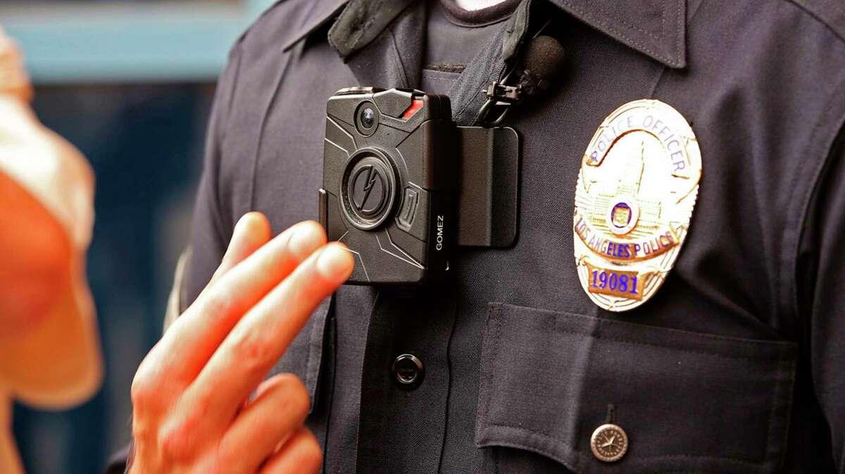 Law enforcement body cameras should be standard operating procedure. (Al Seib/Los Angeles Times/TNS)