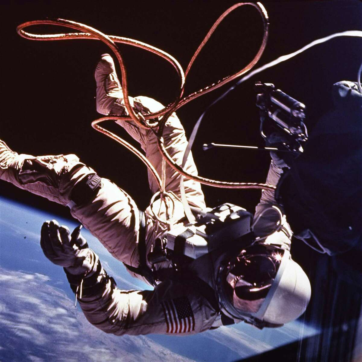 In summer 1965, San Antonio native Ed White was the first American spacewalker. More firsts are planned for summer 2021.