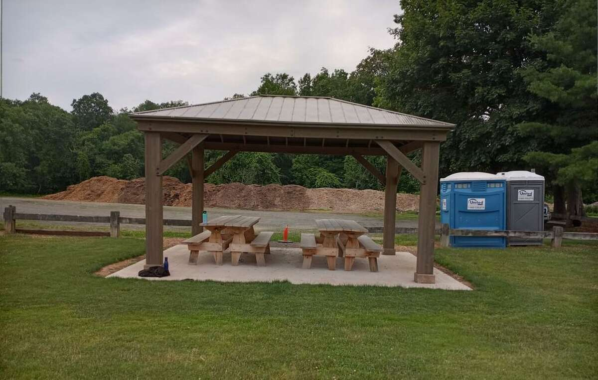 Fred Wolfe Park on Hollow Road in Orange, Conn. June 19, 2021