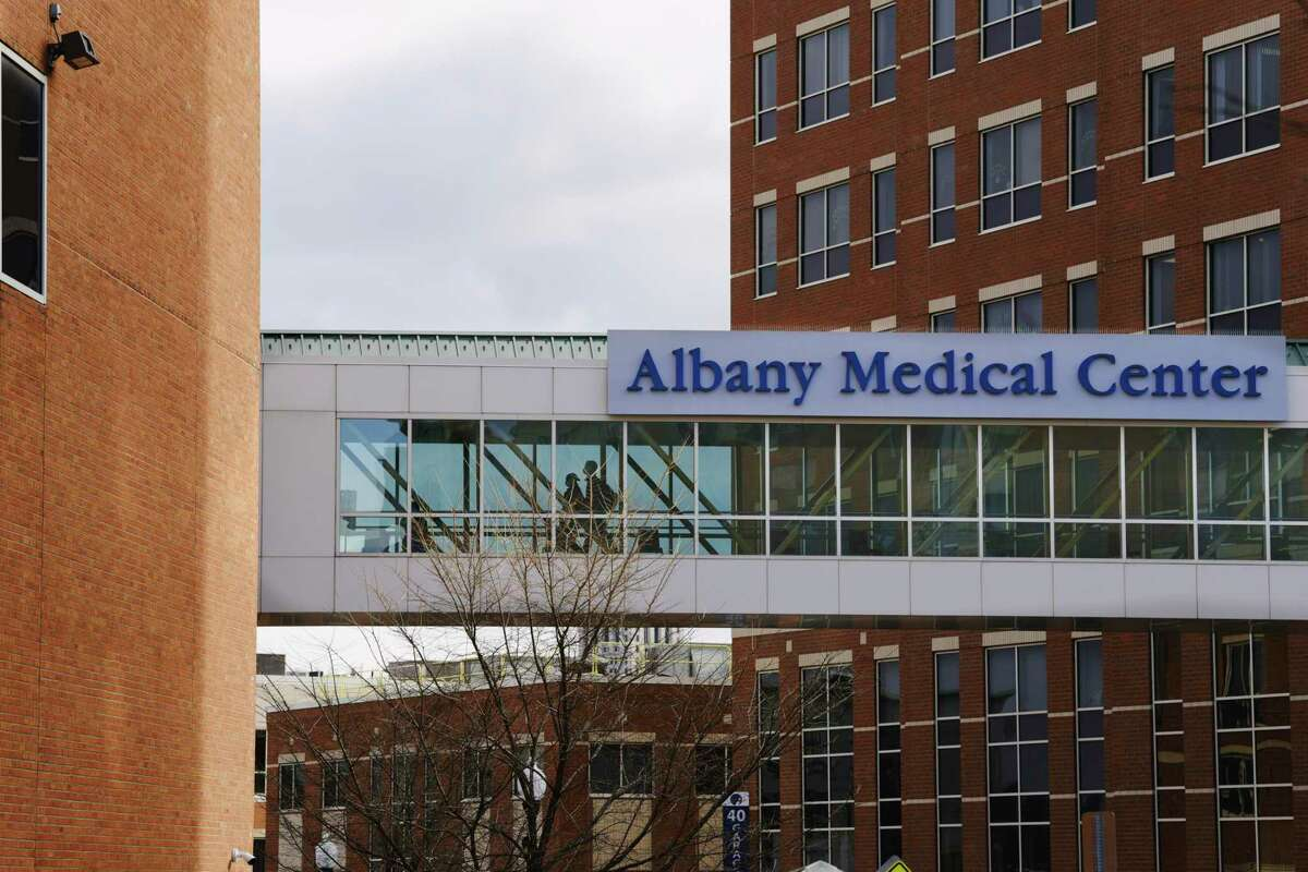 FILE. Letter writer says, ' Albany Med is my second home - a home away from my home country - which is why I am hurt.' (Paul Buckowski/Times Union)