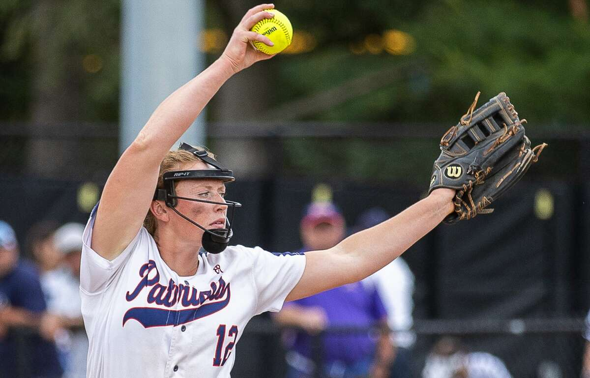 A little more than a year ago, Unionville-Sebewaing Area pitcher Brynn Polega looked out over the school's deserted softball field and resolved to turn the pain she felt into something great.