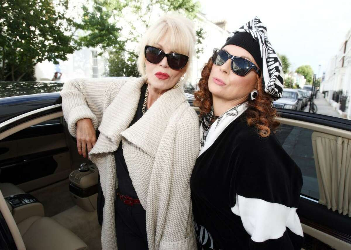 """#25. Absolutely Fabulous - IMDb user rating: 8.1 - Years on the air: 1992-2012 Two high-powered career women who spend more time indulging in their vices-drinking, smoking, and illicit drugs-than working, are the main focus of the British comedy """"Absolutely Fabulous"""" or """"Ab Fab."""" Jennifer Saunders and Joanna Lumley play the two best friends, Edina and Patsy, in the series, which was based on a """"French and Saunders"""" skit titled """"Modern Mother and Daughter."""" In total, the show had five seasons, several one-off specials, and a feature-length film."""