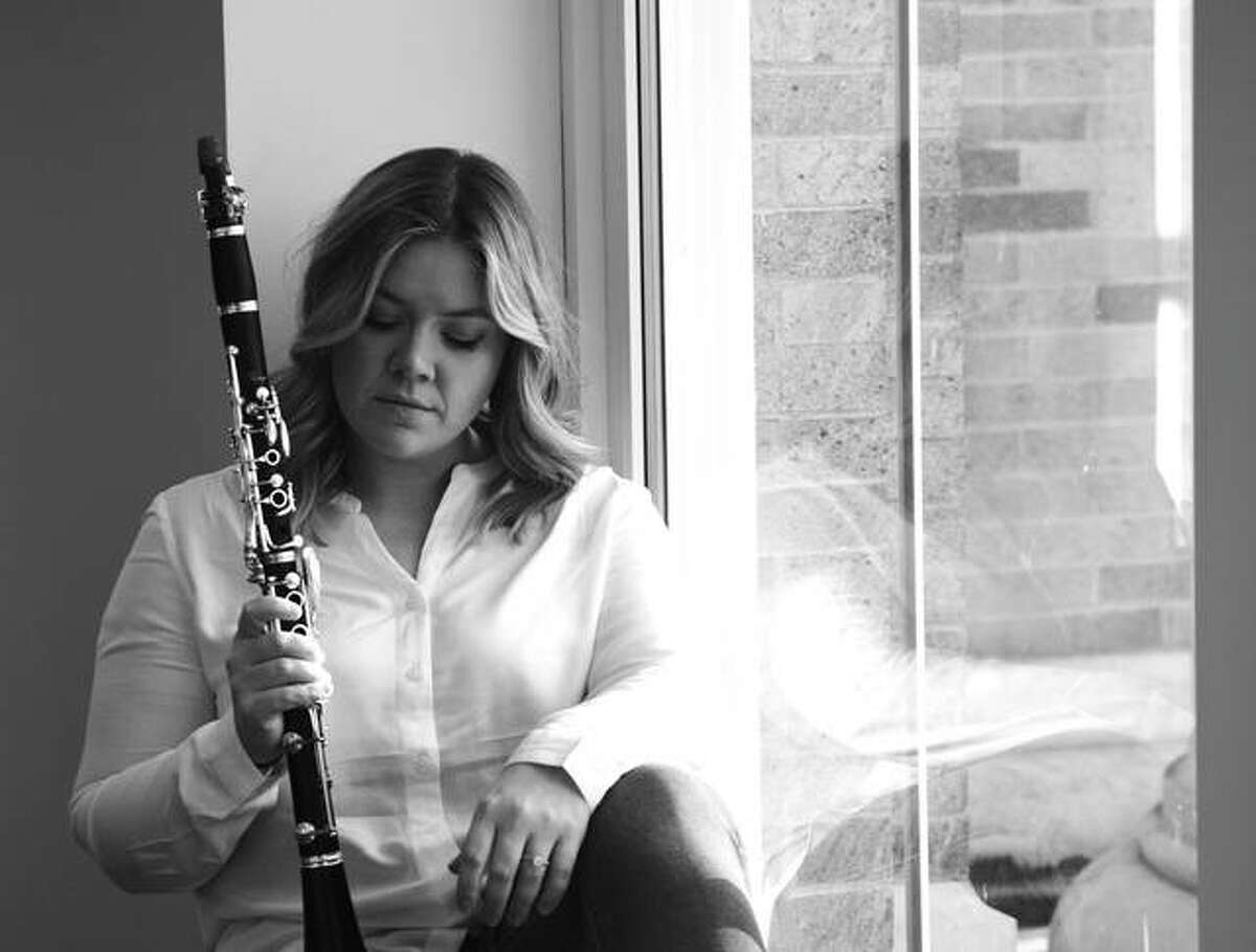 Sophie Brown will be featured at the Alton Municipal Band performance in Haskell Park at 7 p.m. Sunday, June 27 near the Lucy Playhouse.