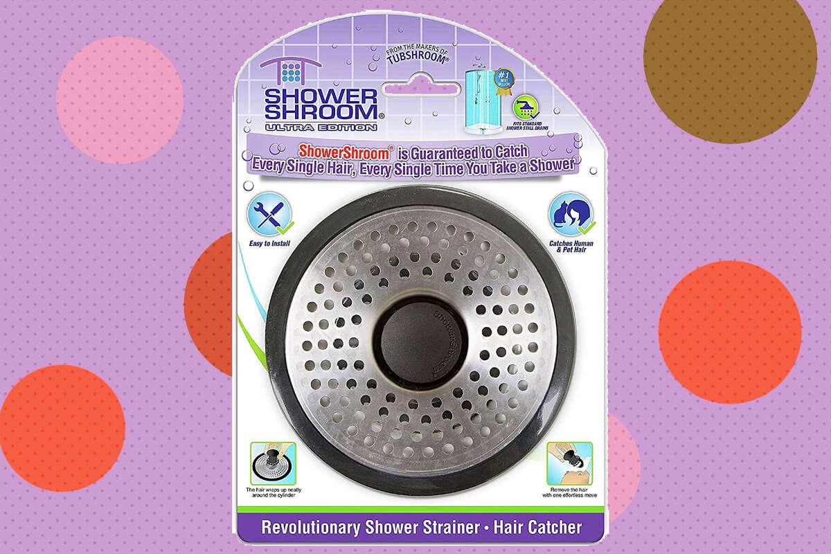 ShowerShroom on sale at Amazon
