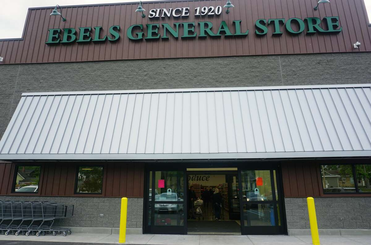 Ebels General Store held a soft opening Tuesday for its new location in Reed City.