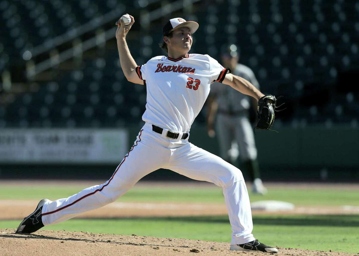 Right-hand pitching prospect and former Cy-Fair High baseball player Hayden Wesneski was promoted to Double-A Somerset in the New York Yankees farm system Tuesday, June 15.