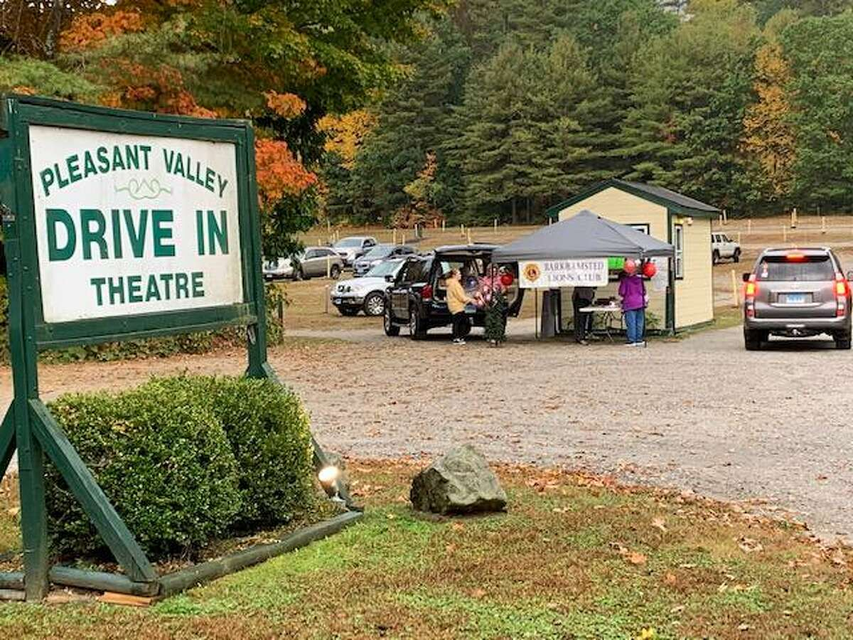 Pleasant Valley Drive-In Theatre in Barkhamsted.