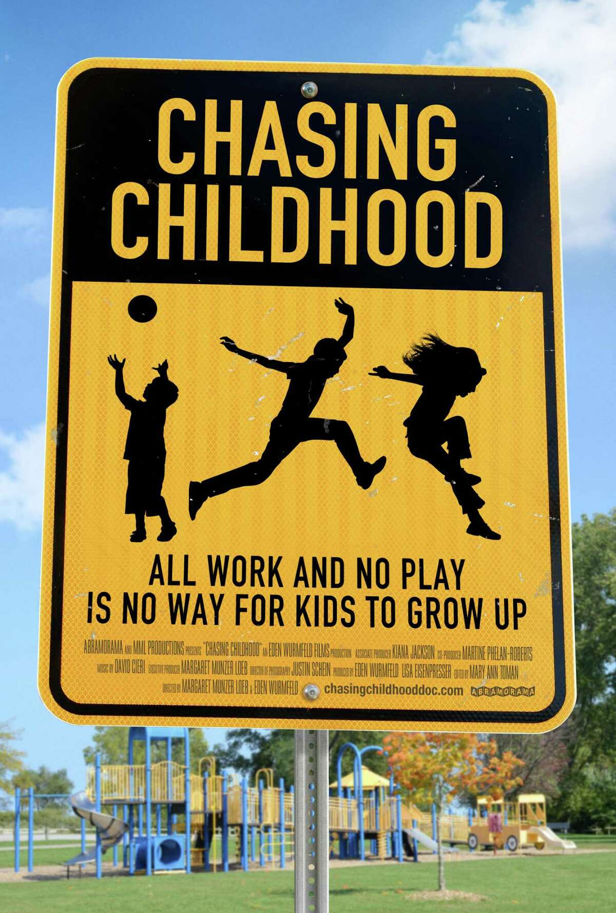 """""""Chasing Childhood"""" is a new documentary debuting on June 24 that examines how children's lives have become overly scheduled."""