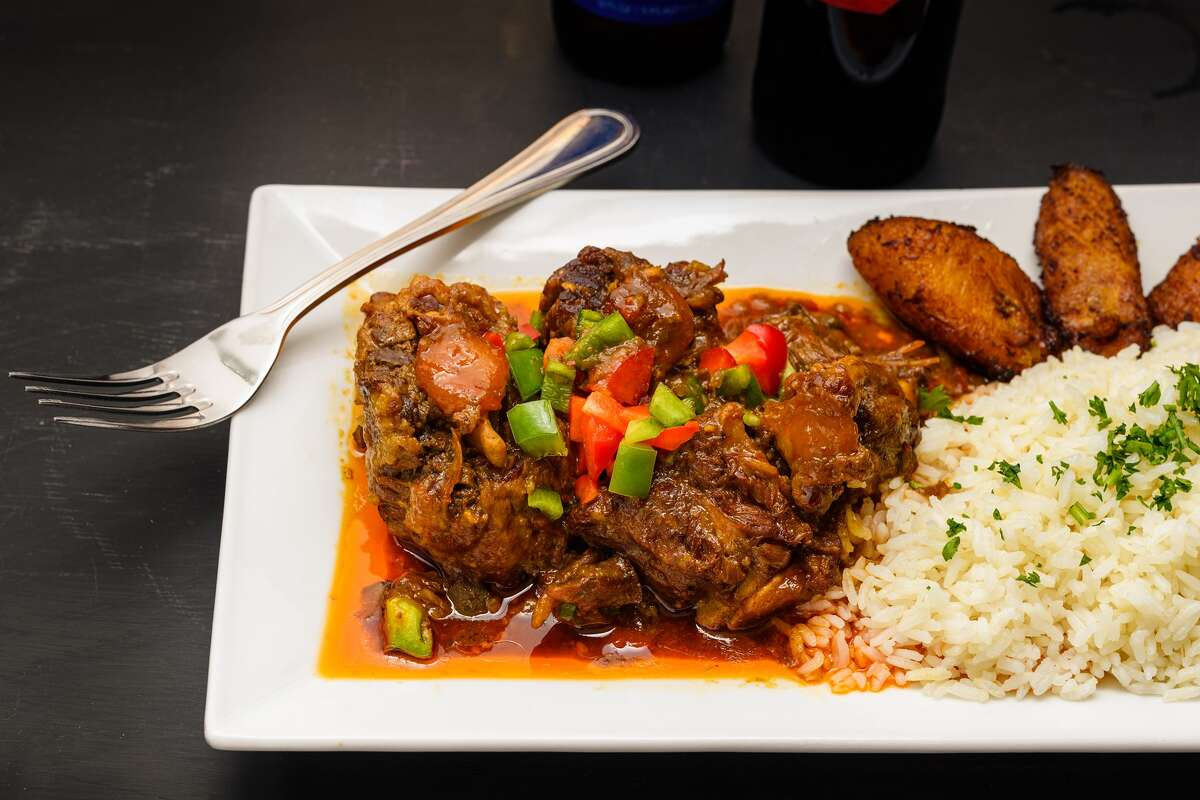A dish from Soul de Cuba, which is opening at the SoNo Collection in Norwalk this July.