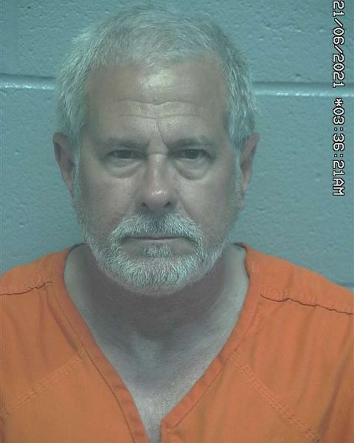 Brian Charles Stubbs, 62, was arrested June 20, 2021, and charged with aggravated assault causing serious bodily injury and using a deadly weapon.