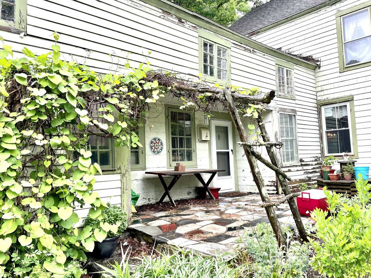Known as the Captain David Judson House, the house at 255 Leavenworth Road in Shelton was originally built in the 1700s. It's on the market for $439,000.