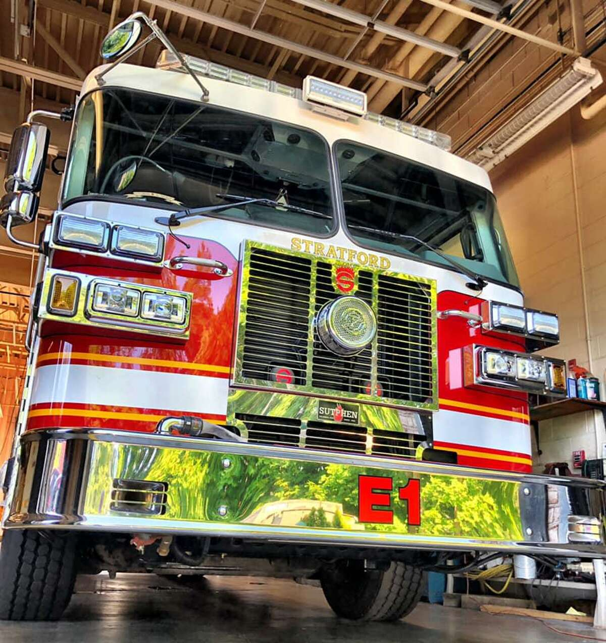 At 10:55 a.m. Tuesday, June 22, 2021, fire units were dispatched to the Stratford Housing Authority apartments at 44 Leeward Drive in Stratford, Conn., for a reported structure fire.
