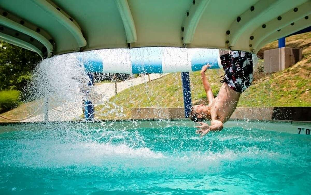 Raging Rivers Water Park in Grafton, IL