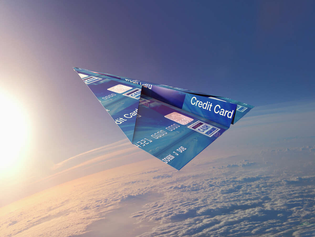 With the right credit card, you can rack up points and save on travel - something many of us are eager to do.