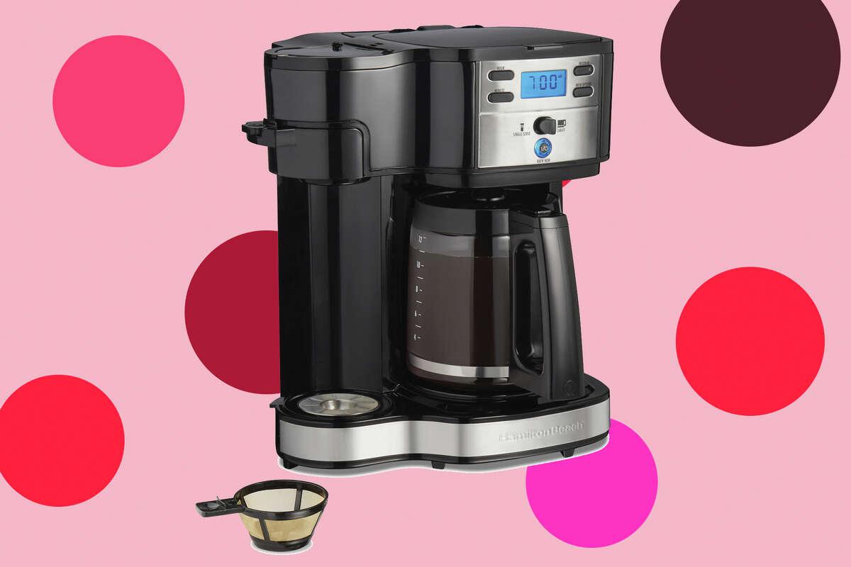 Hamilton 2-Way Coffee Maker