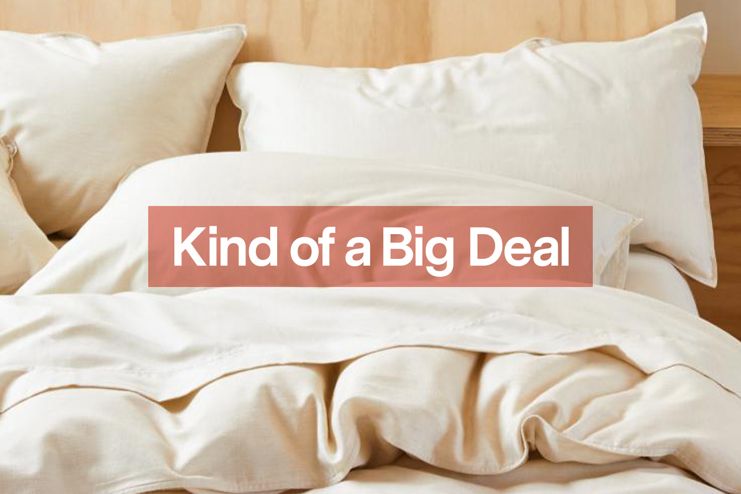Take 15% Off Sitewide at Brooklinen