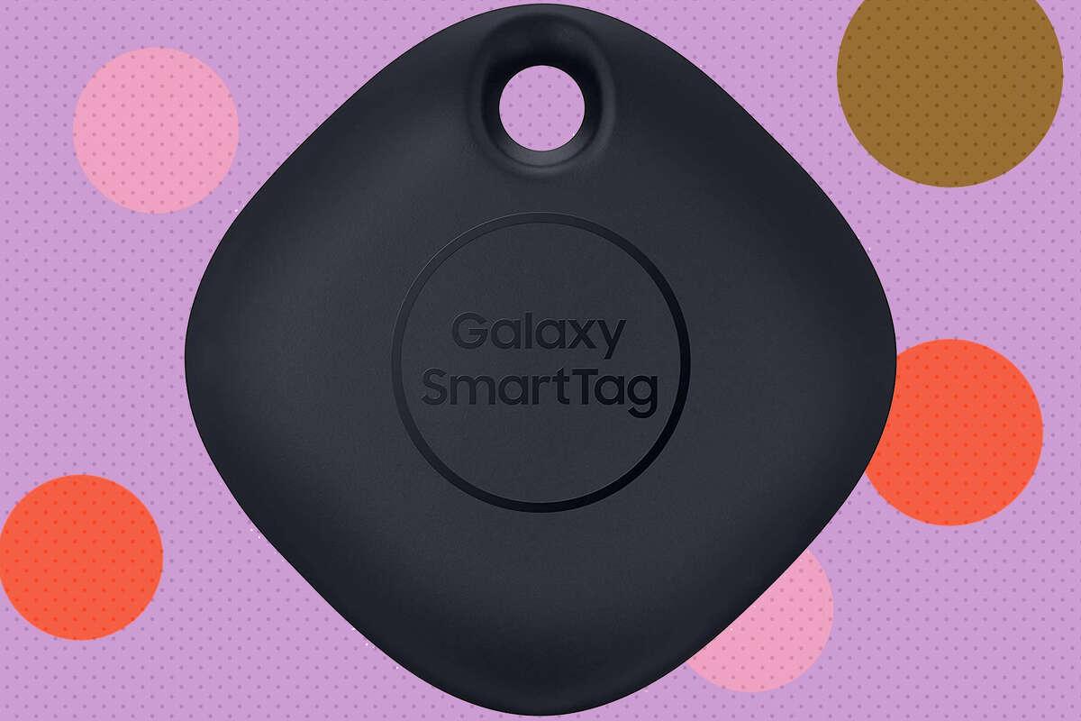 Samsung Galaxy SmartTag Bluetooth Tracker & Item Locator