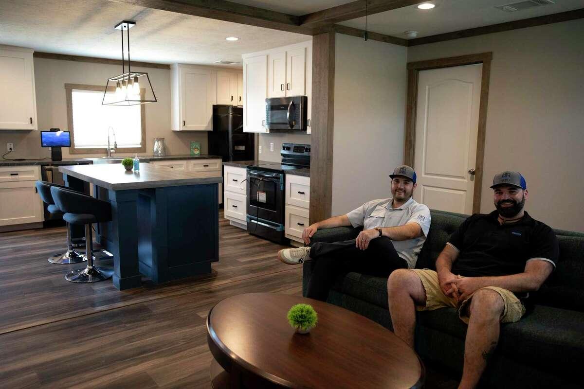 Jason and Alberto Piña are the founders of Braustin Homes, a modular home company.