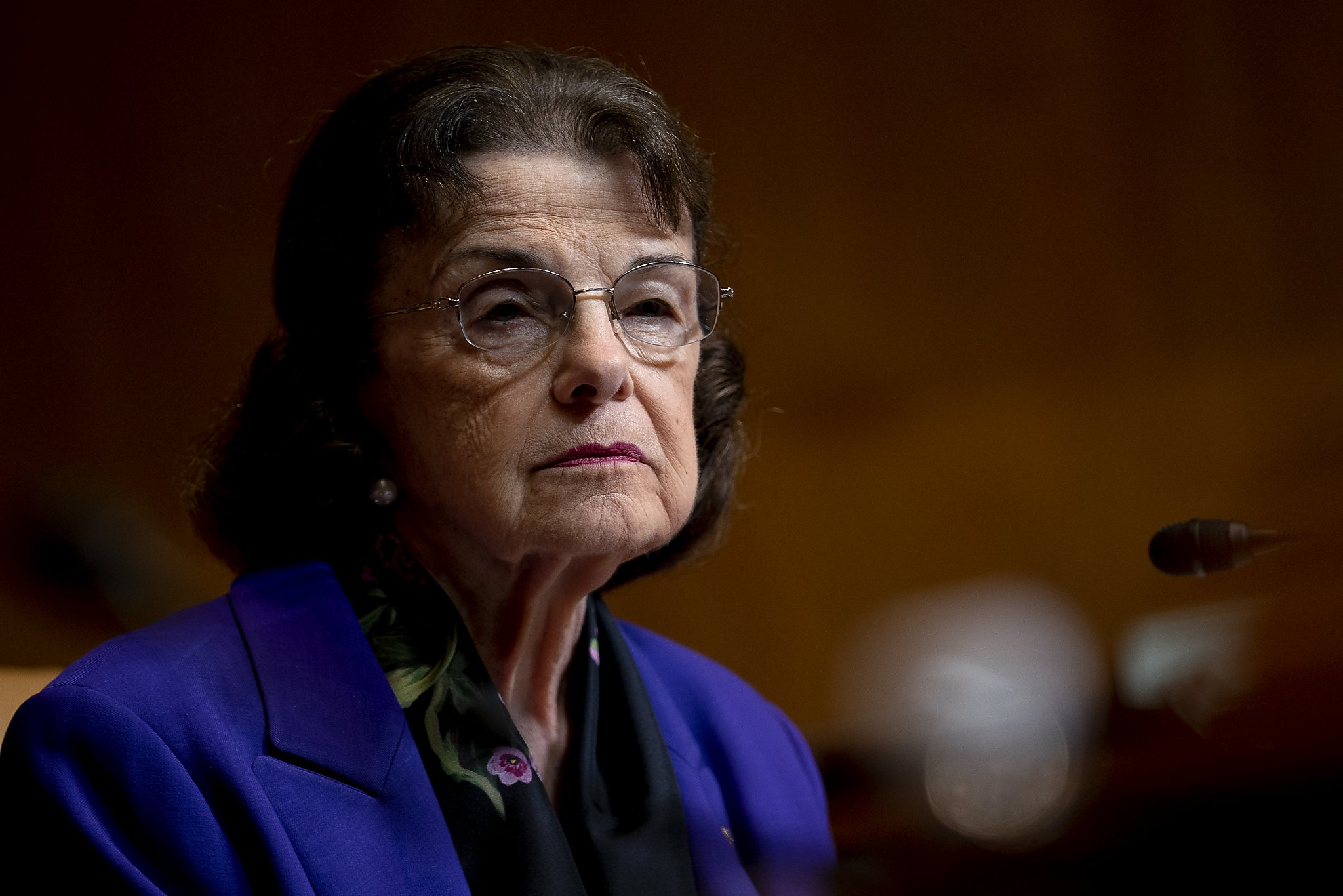 Something strange is going on in Feinstein's voting rights stance