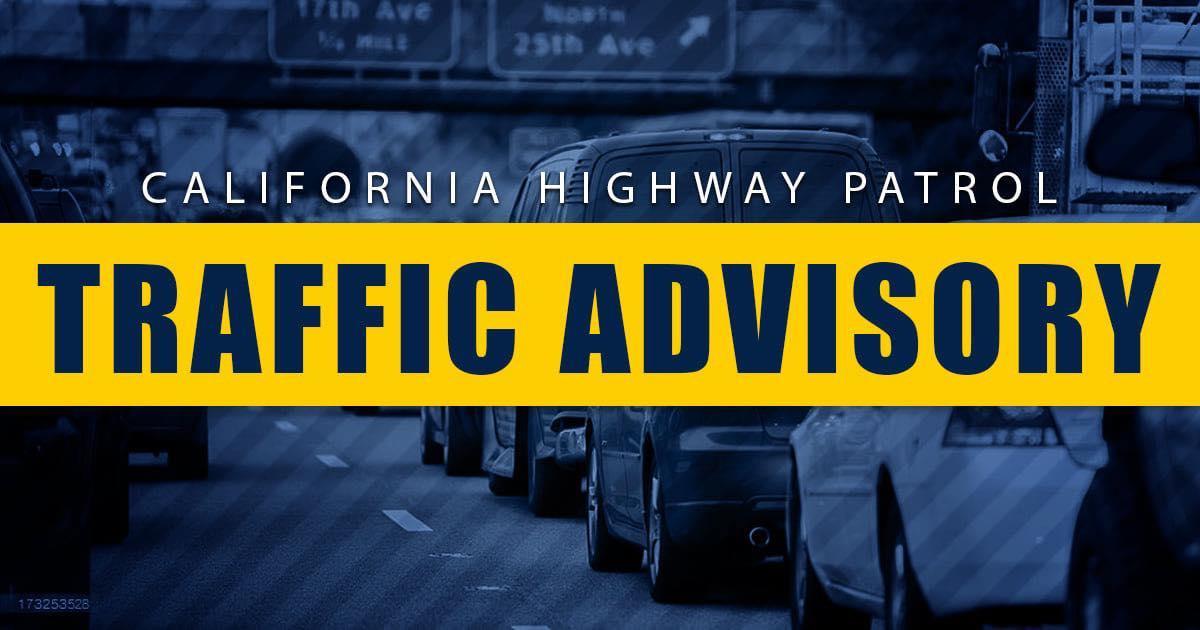 Gas truck overturns in Vallejo - Highway 37 blocked in both directions