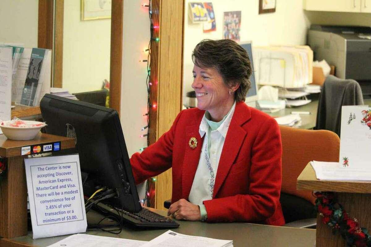 Westport Center for Senior Activities Director Sue Pfister