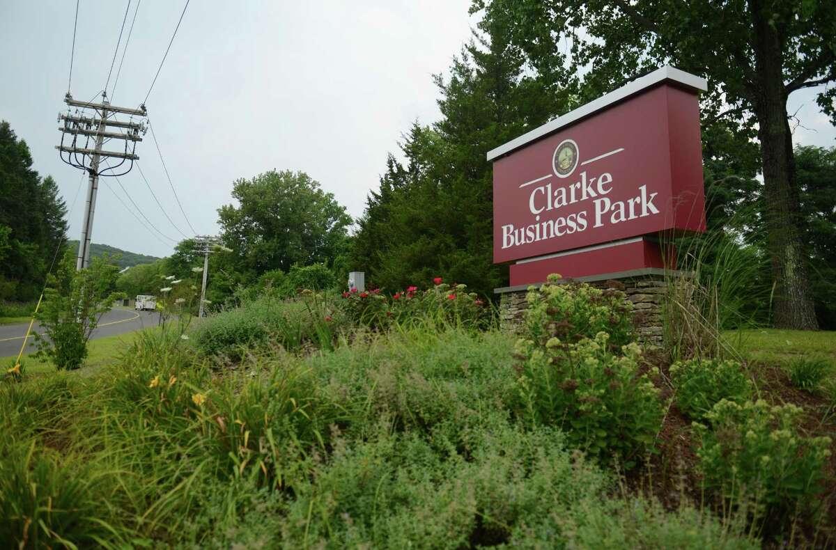 The Clarke Business Park in Bethel, Conn.