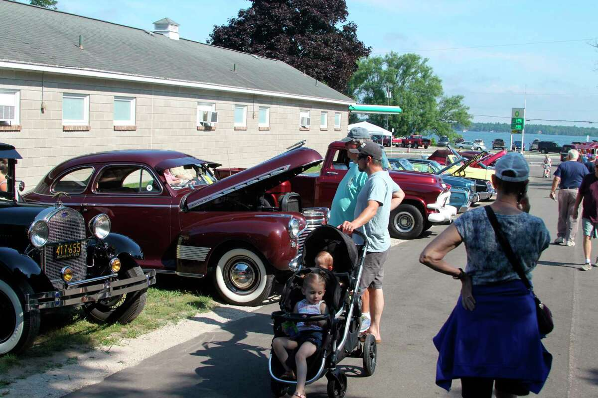 The car show is a popular event at the annual Bear Lake Days. This year's Bear Lake Days will take place from July 9-11 with the car show slated for 9 a.m. to 3 p.m. on July 10. (File photo)