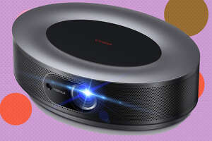 Anker video projector on sale for Prime Day