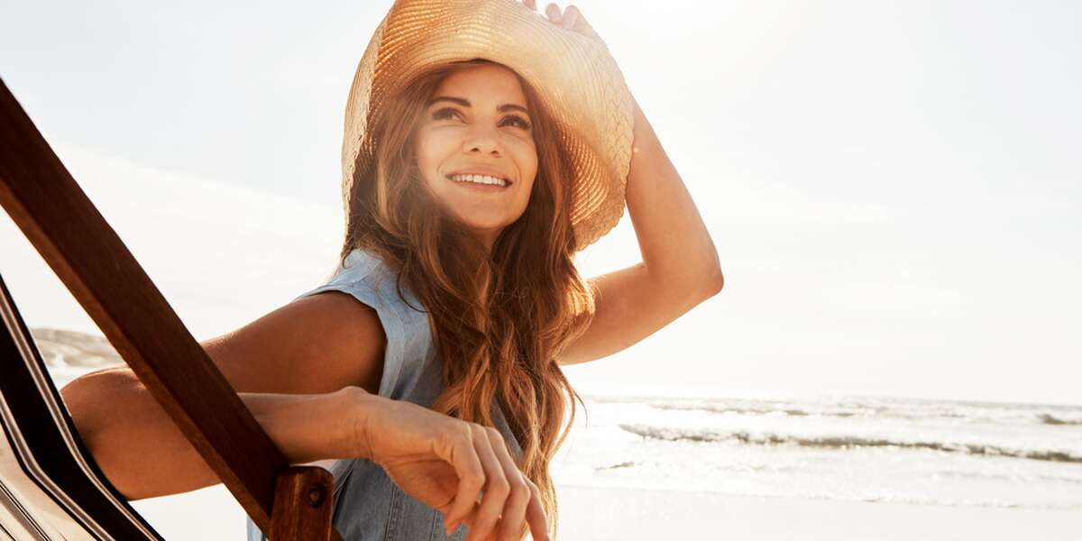 Learn how to shop for summer hats that protect your skin.