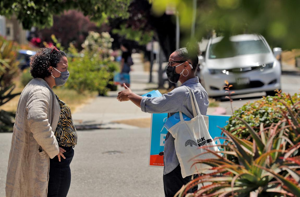 'Legalized corruption' and a 'tinge of sexism.' Strong words fly in East Bay Assembly race