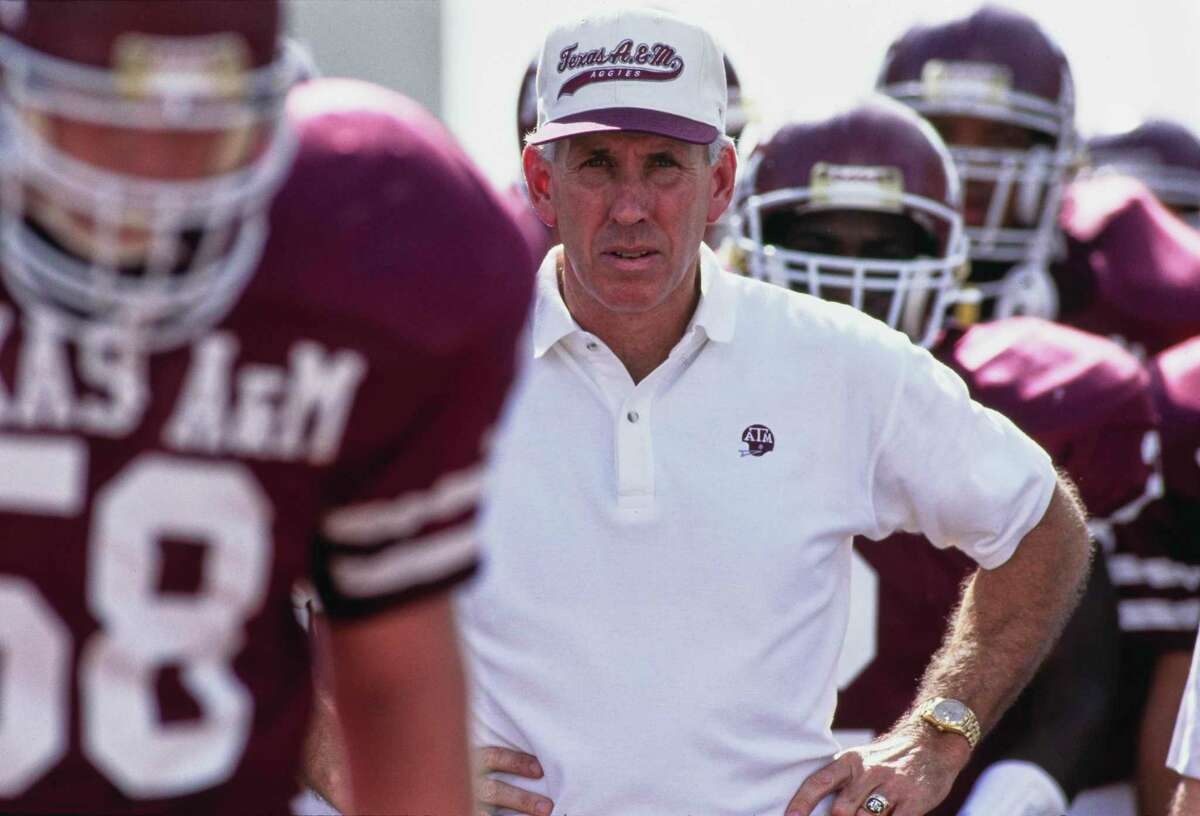 R.C. Slocum, A&M football's all-time coaching wins leader with 123, revealed he has been diagnosed with Hodgkin's lymphoma.