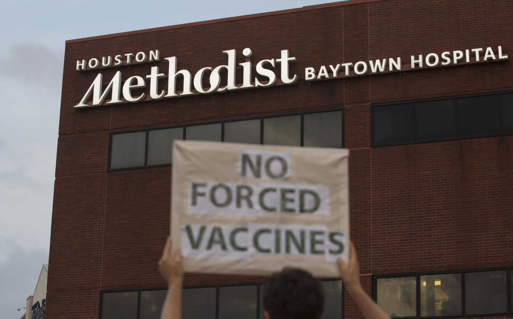 More than 150 Houston Methodist employees resign or are fired over COVID vaccine mandate