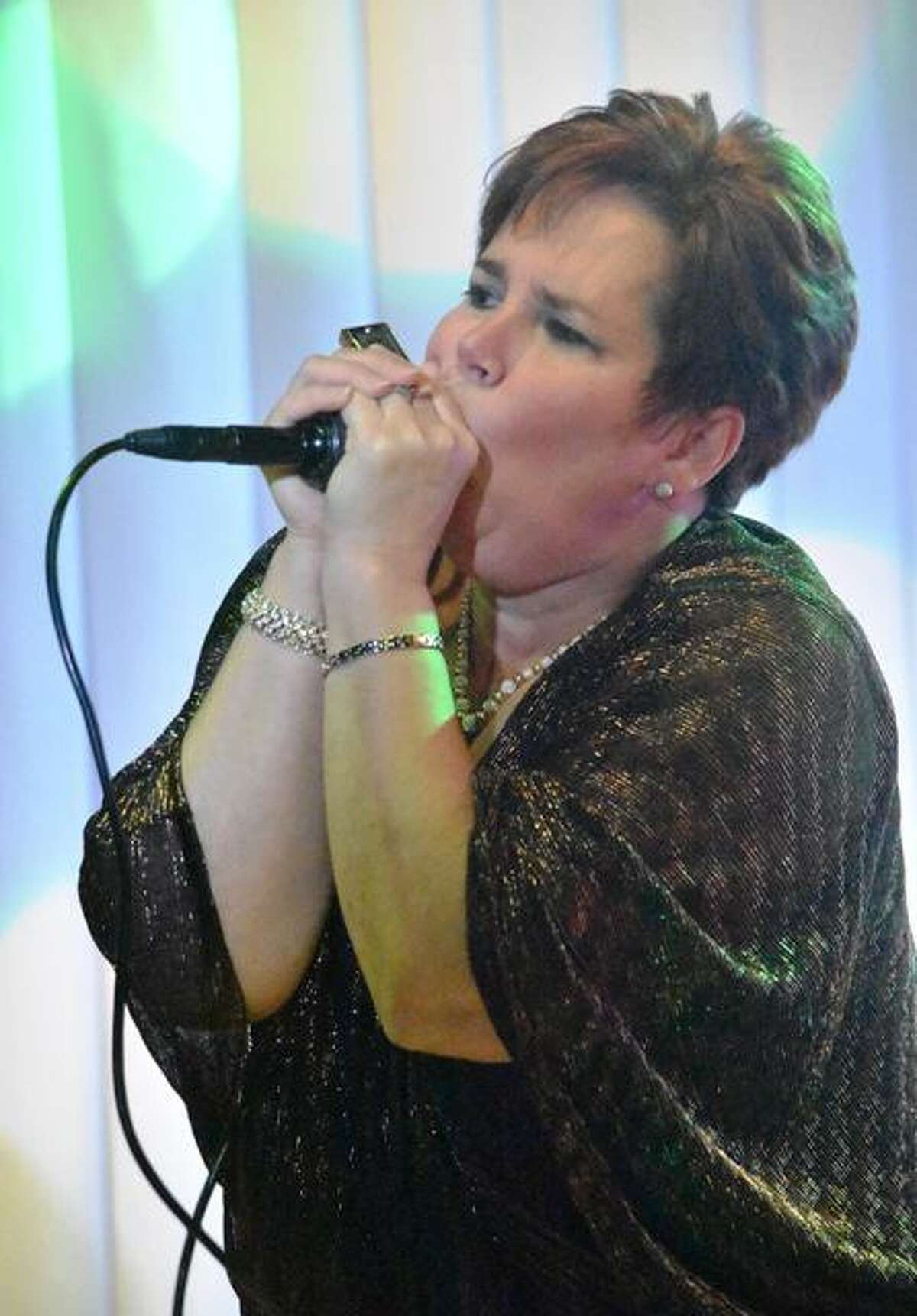 Diane Blue & Her All Star Band are performing at Daryl's House Friday.