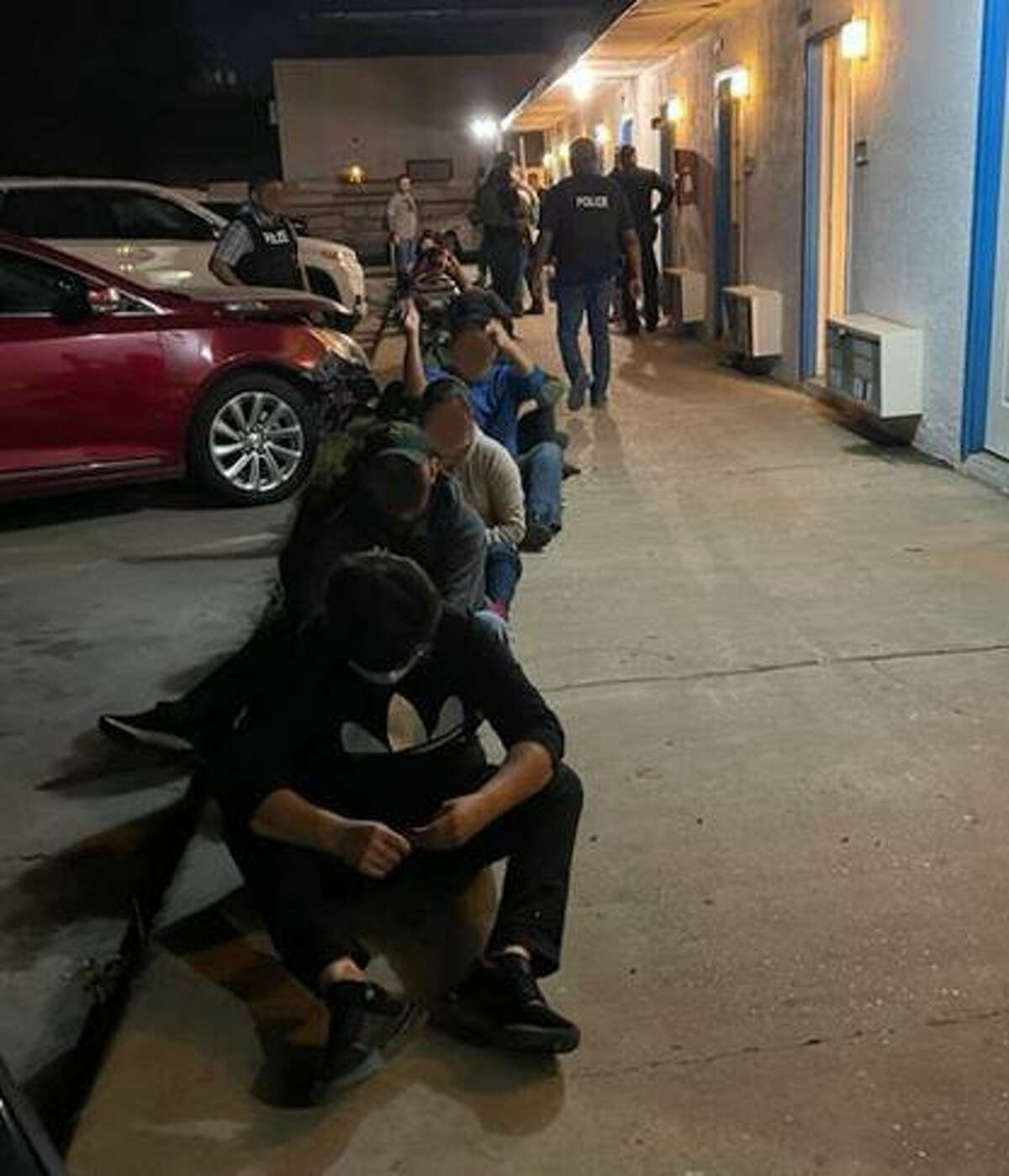 Laredo Sector Border Patrol agents and law enforcement partners shut down six stash houses and arrested about 150 undocumented individuals throughout Laredo over the last several days.