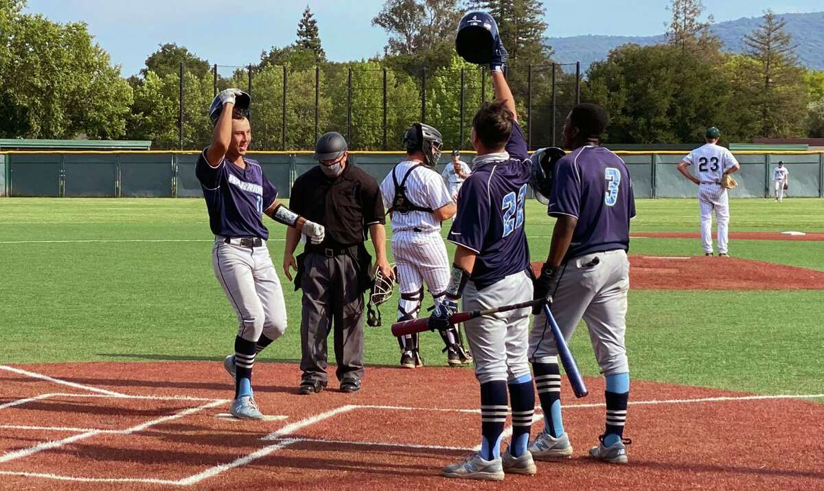 Valley Christian's Easton Kreshel hit three postseason home runs during his team's run to the Central Coast Section Division I championship.