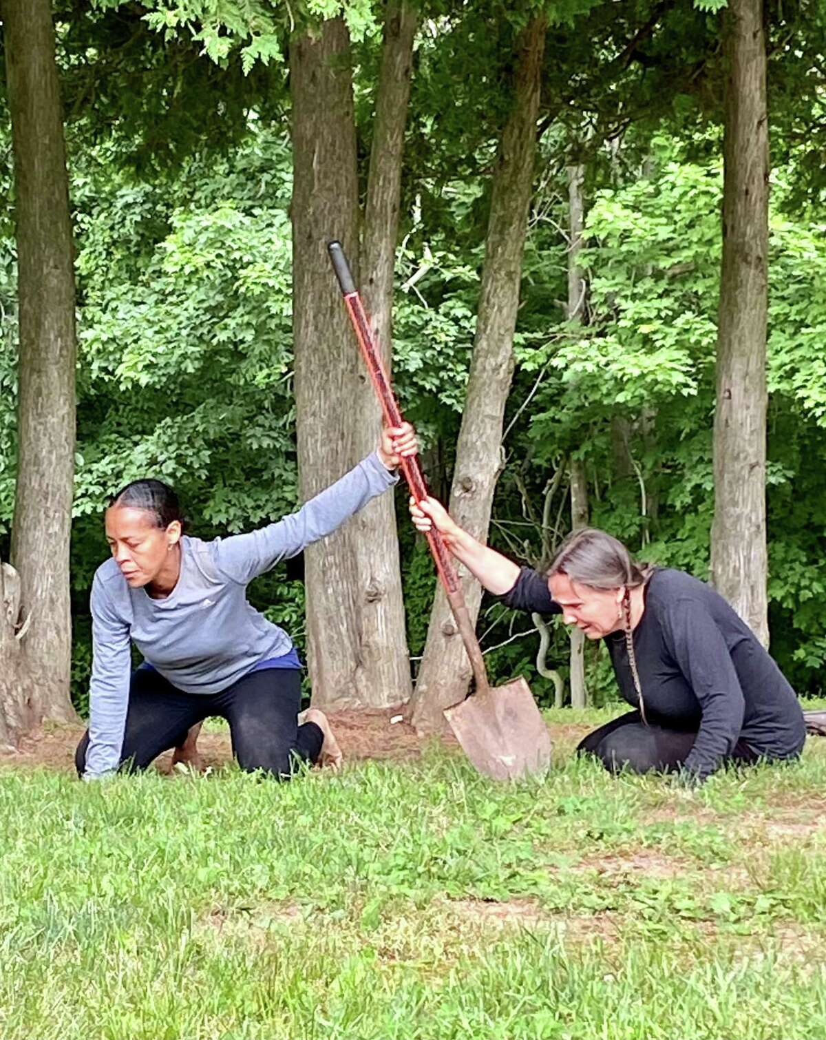 """The Middletown-based theater company ARTFARM presents """"Where Are We Now?: A Performative Grief & Healing Ritual to Tend Our Racial Wounds"""" at 6 p.m., June 25 - 27 outdoors on the campus of Middlesex Community College."""