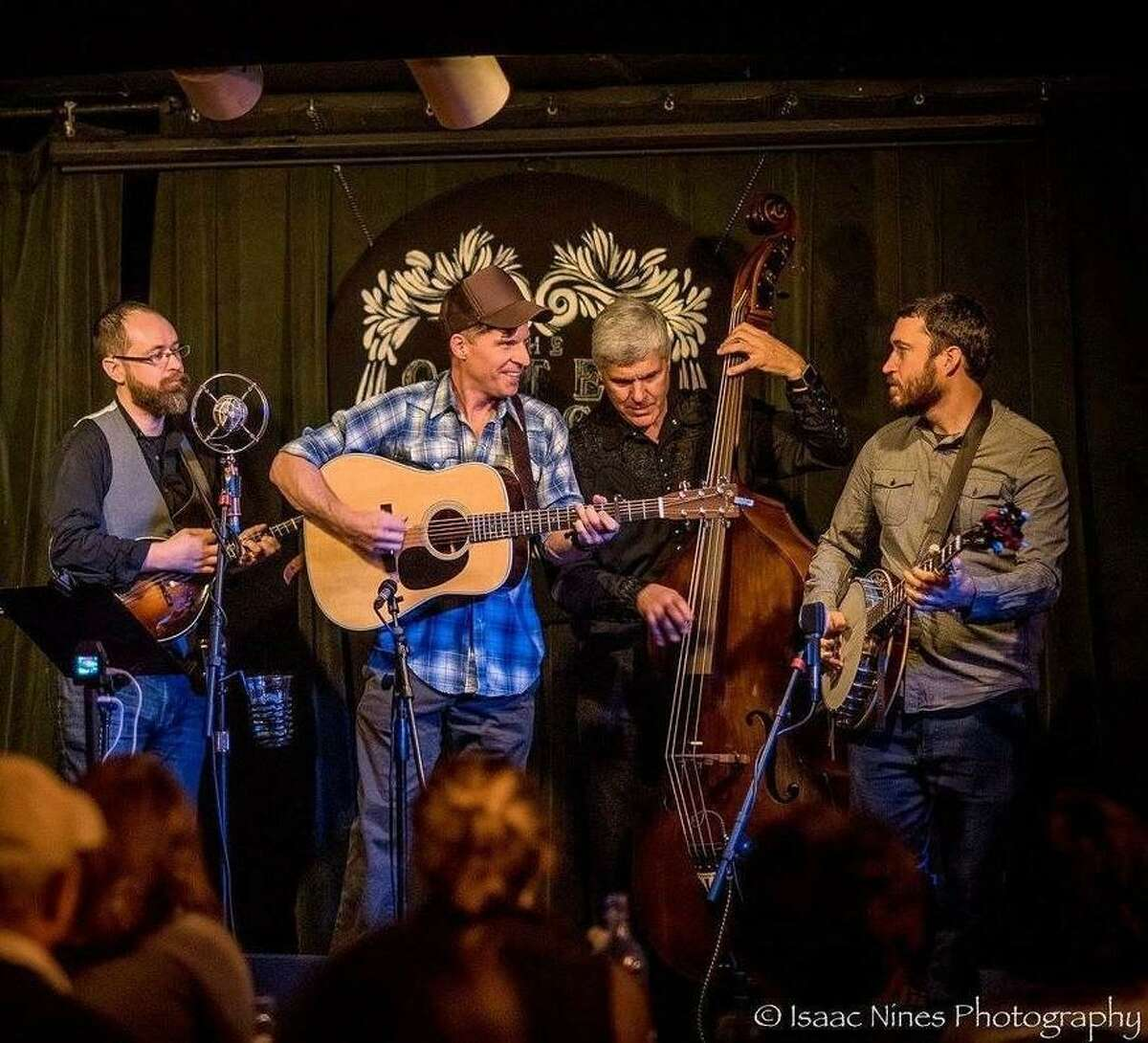Five 'n Change, a New Haven-based bluegrass band, is performing June 25 at the Torrington Historical Society on the grounds.