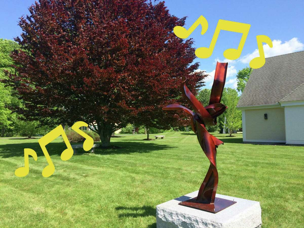 The Minor Memorial Library in Roxbury is excited to welcome the New Chordtet Band at 3 p.m. June 26 on the library's lawn.