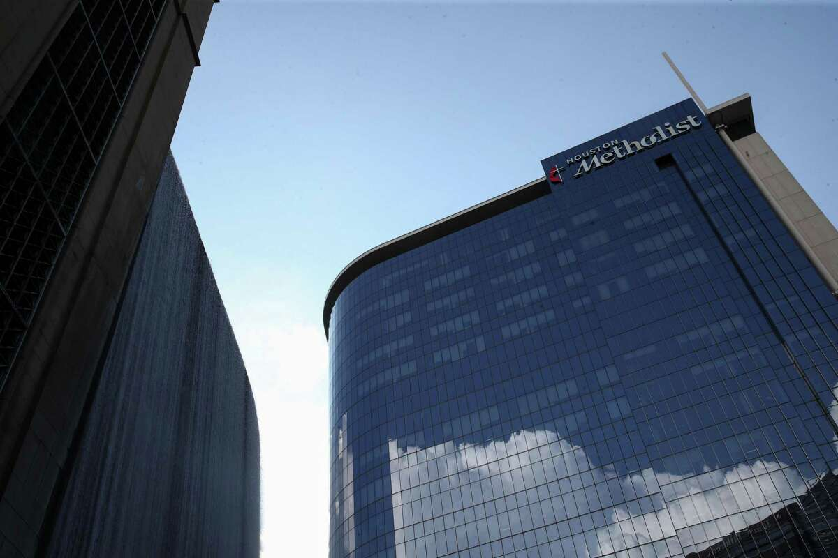 Houston Methodist Hospital is seen Tuesday, June 22, 2021, in the Texas Medical Center in Houston.