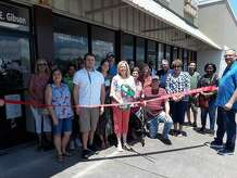 The Willow Tree gift shop in Jasper held a double celebration on June 18 to mark the opening of its new location and its first year in business.
