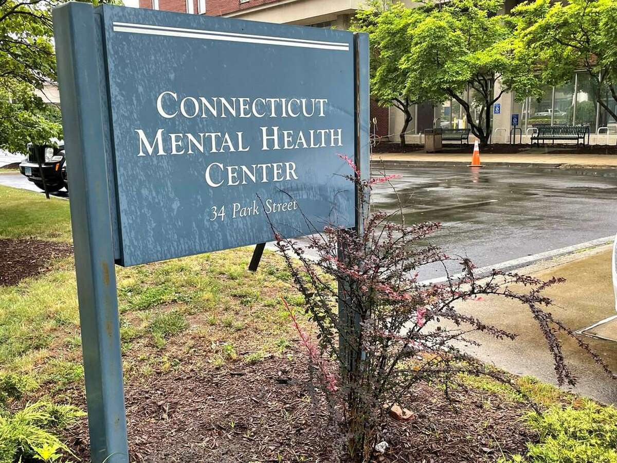 The Connecticut Mental Health Center on Park Street in New Haven.