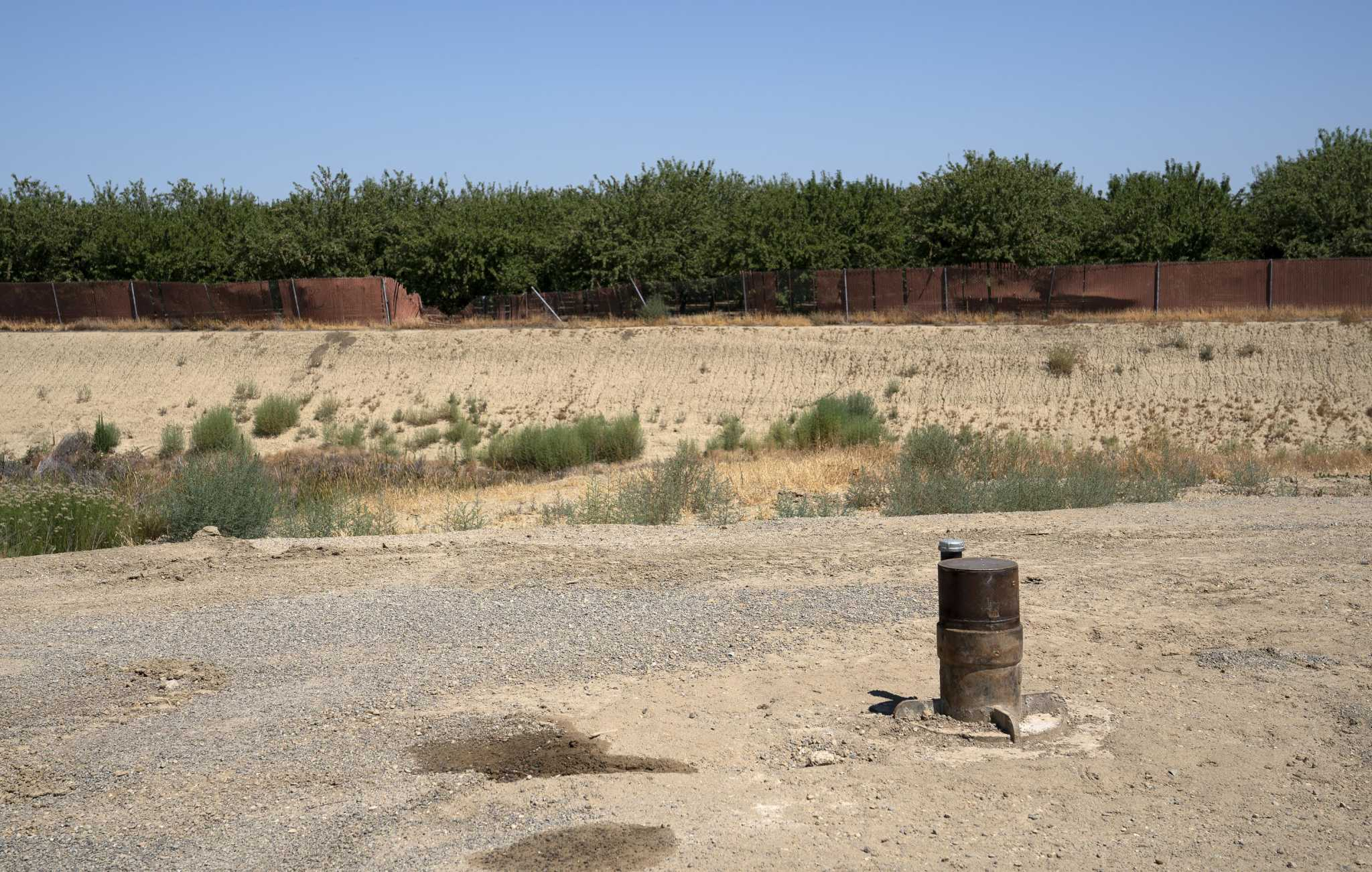 These parts of California are most vulnerable to drought
