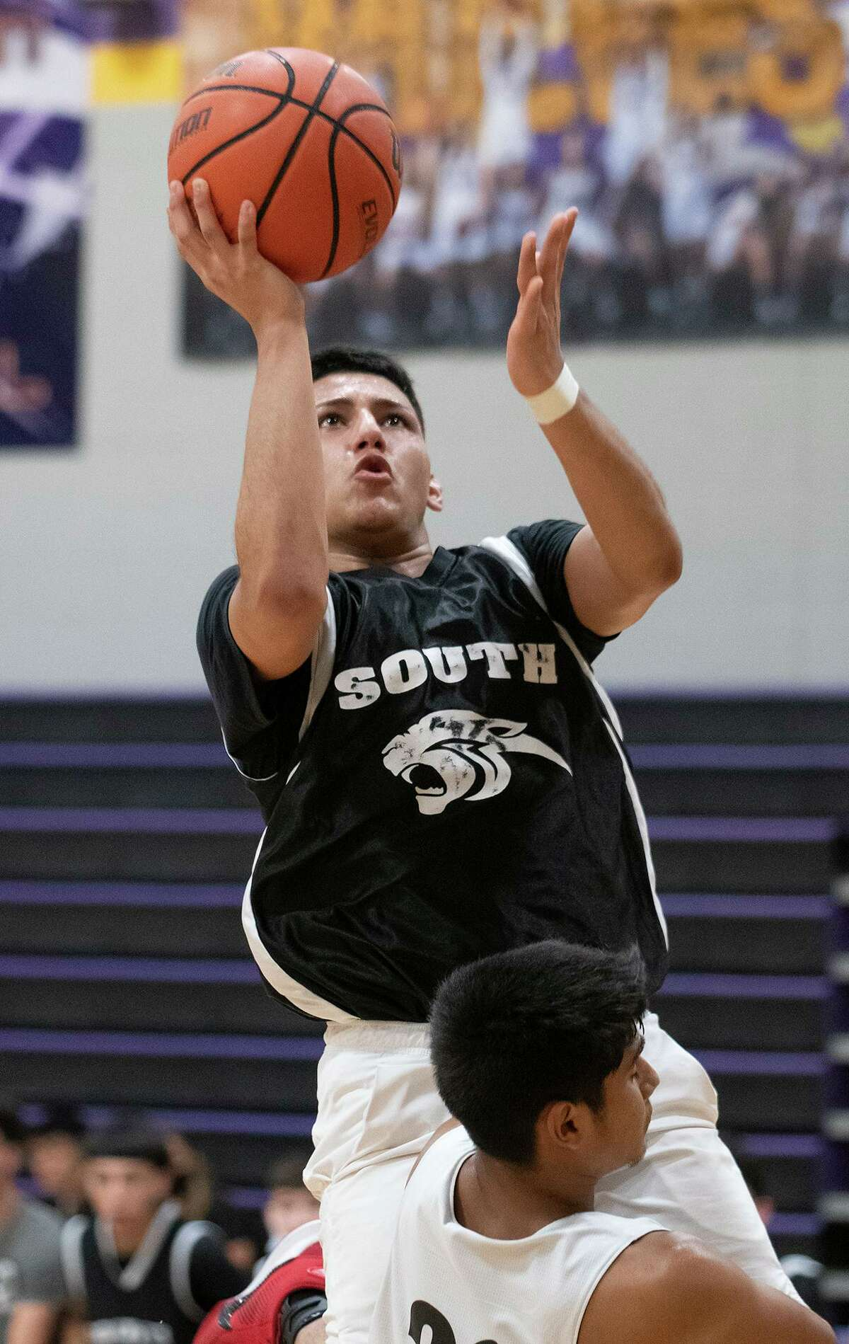 United South's Jacob Trevino will be a senior this coming season.