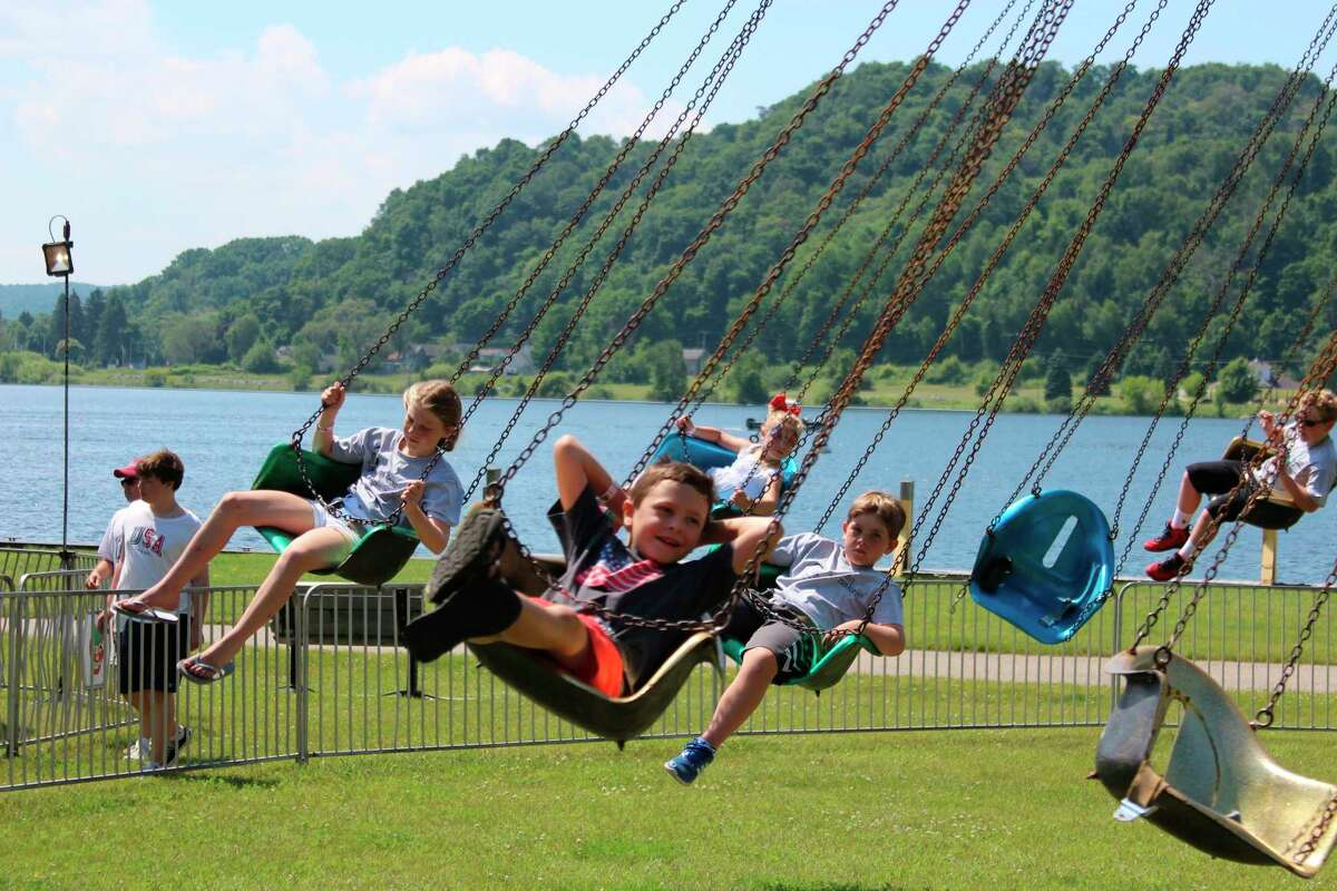 The Fourth of July Carnival will be held in Frankfort's Open Space Park July 1 through July 5. (File Photo)