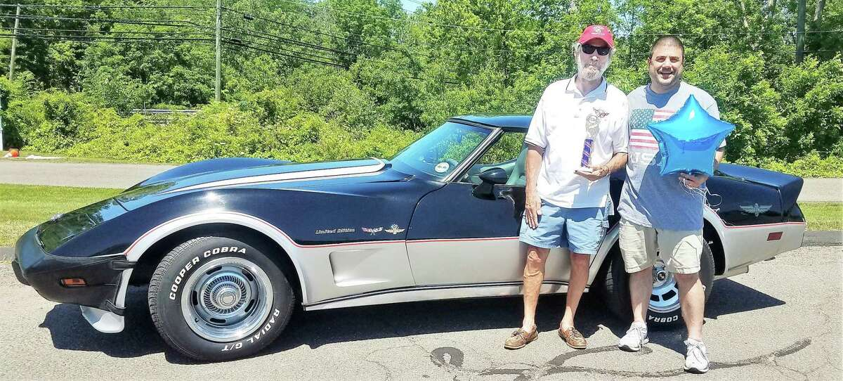 The Middlesex County Chamber of Commerce sponsored Sunday's virtual car cruise in Middletown.