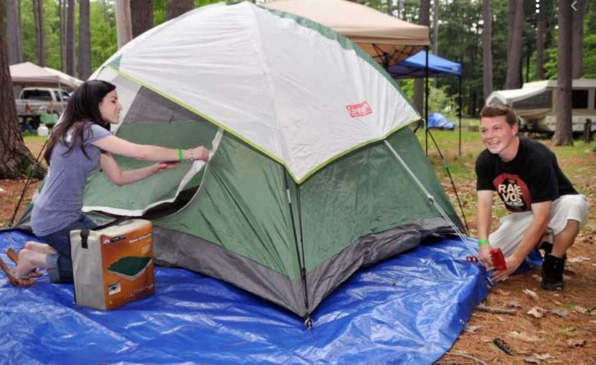 Campers in New York state campgrounds will be able to earn loyalty/reward points under a new program.