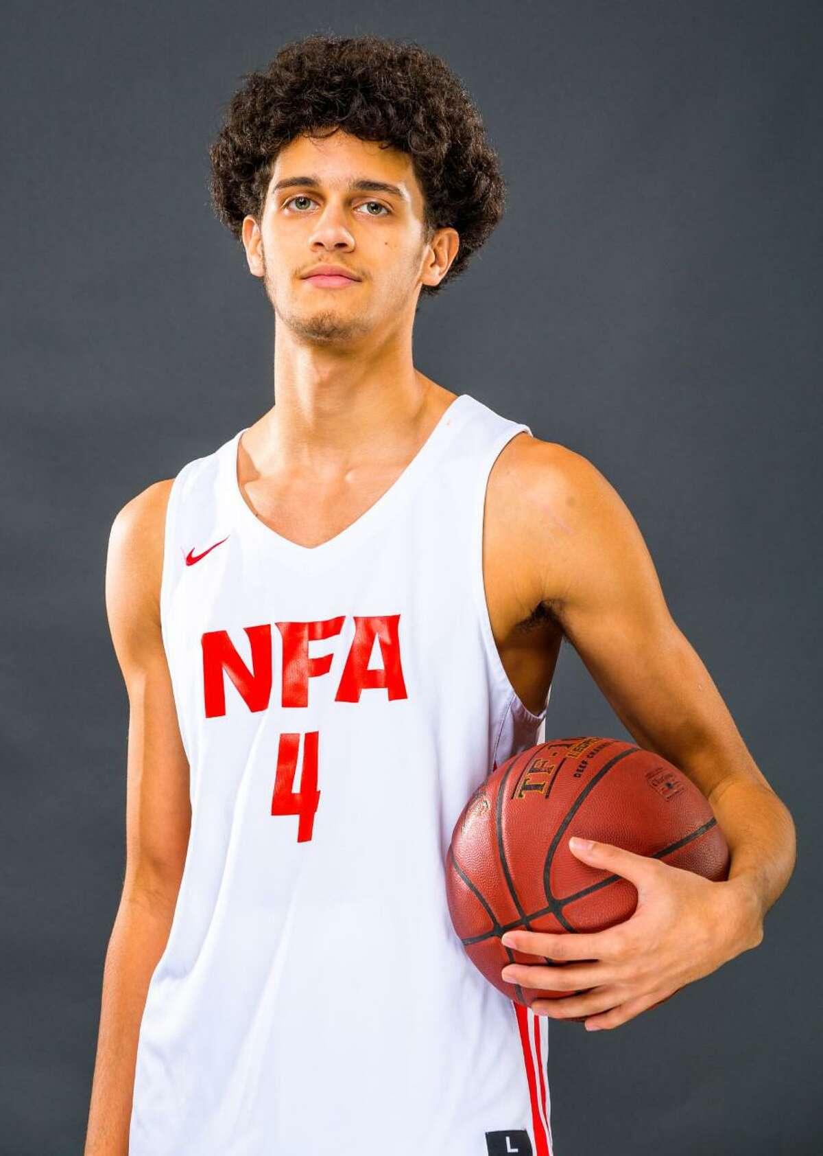 Mason Jackson, NFA basketball.