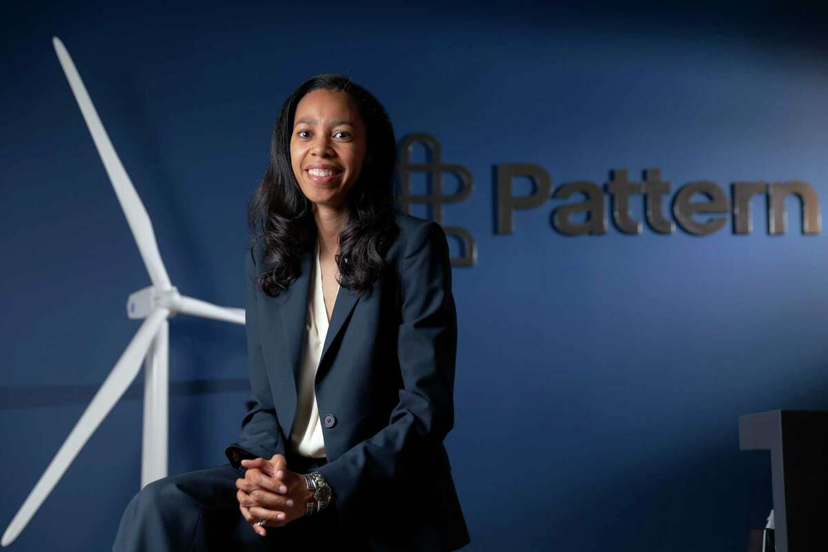 Lauren Hall, senior counsel for Pattern Energy, is a Houston native.