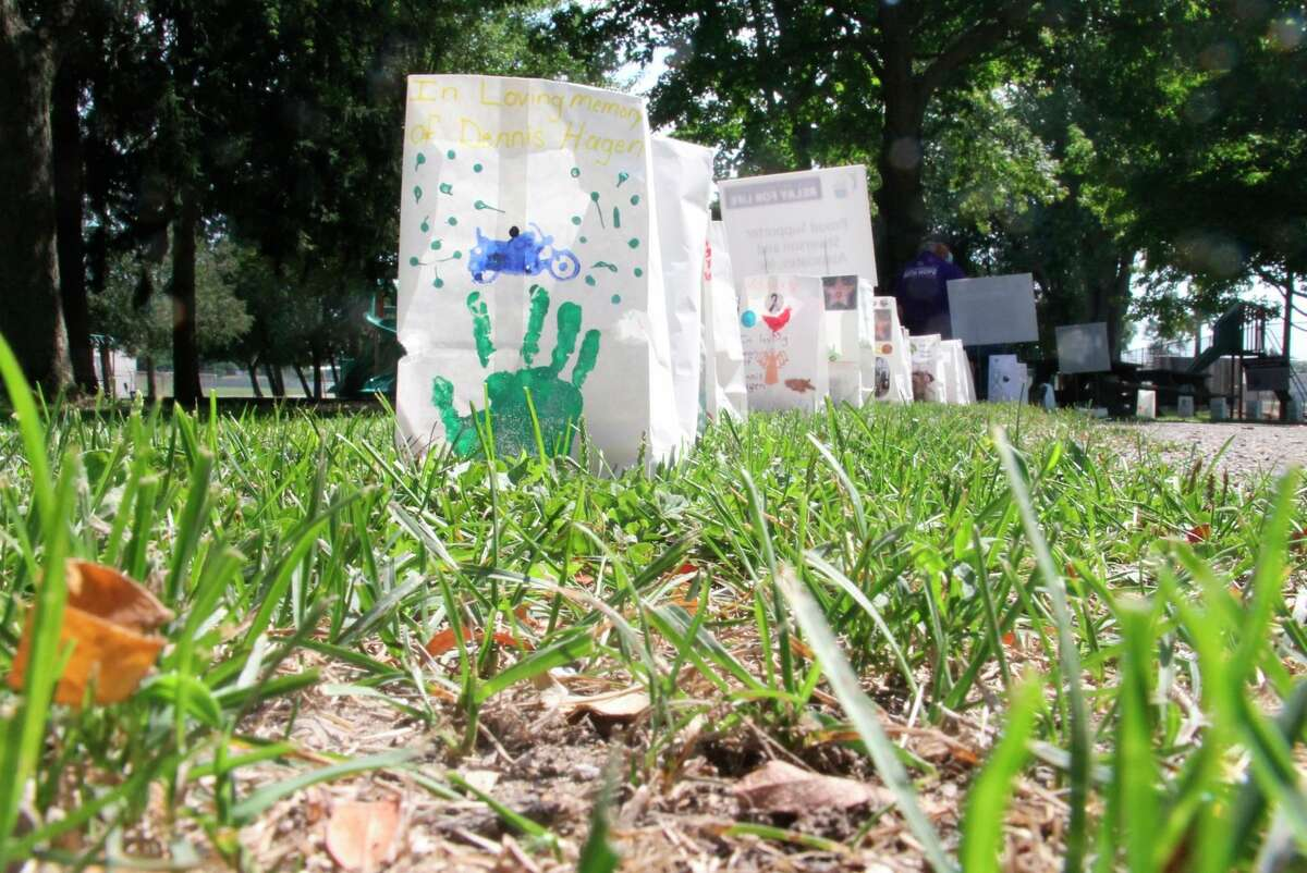 The annual Relay for Life of Huron County fundraiser and memorial returns to Bad Axe City Park on Friday. The event begins at 4 p.m. (Tribune File Photo)